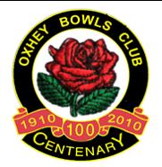 Oxhey Bowls Club